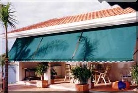 Awnings for shade